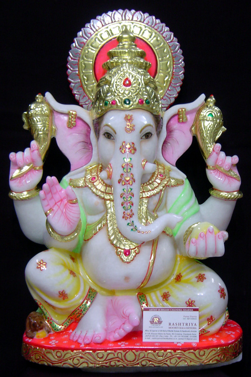 Lord Ganesha Statues In Chandpole Jaipur Exporter