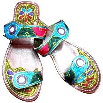 Ladies Traditional Footwear