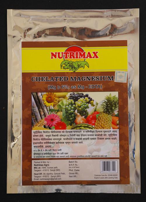 EDTA Chelated Magnesium in   Tasgaon
