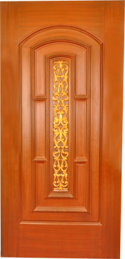 Flower design main door in maleshwaram bengaluru fimen for Main door design photos india