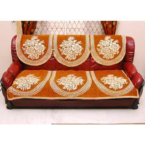 Handcrafted Sofa Covers. Country: India