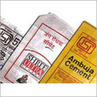 Perforated Bags (Cement Bags) in   Ward No. 12-B