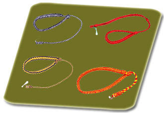Lanyards/ Whistle Cords/ Pistol Cords/ Scout Cords in  Madhopuri