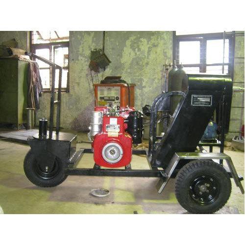 Drain Cleaning Rodding Machine