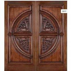 Main door in new area chennai manufacturer for Teak wood doors in bangalore