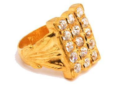 Designer Finger Ring in   Krishna District