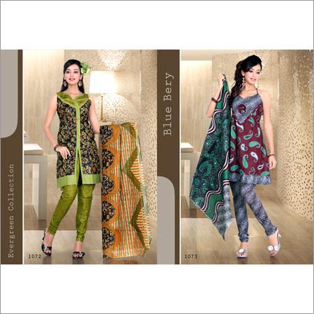 Cotton Printed Suits in   Shoraji Road