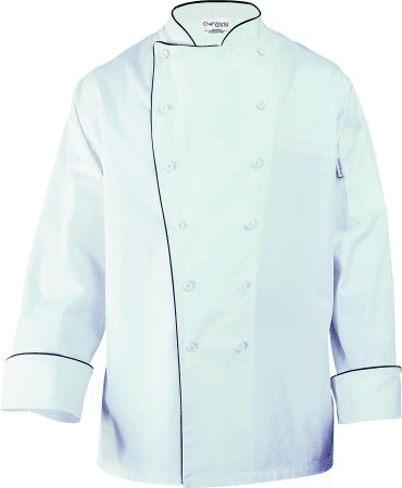 Cotton Chef Coat
