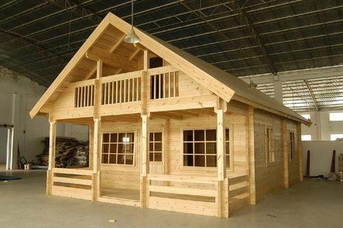 Wood prefab house in taizhou city taizhou senwei wooden industry co ltd - Modular wood homes ...