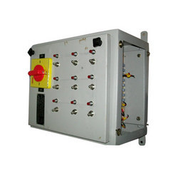 Mimic panels in bhandup w mumbai manufacturer for Protection of 3 phase induction motor