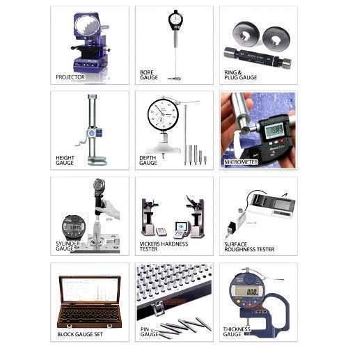 Engineering Measuring Instruments : Measuring instruments in chennai tamil nadu india new