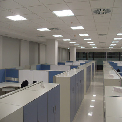 Office interior design services in new area ahmedabad for Office interior design services