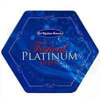 Sweets Tin Container