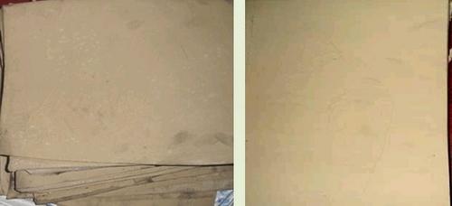 White Reclaim Rubber in  Basti Bawa Khel
