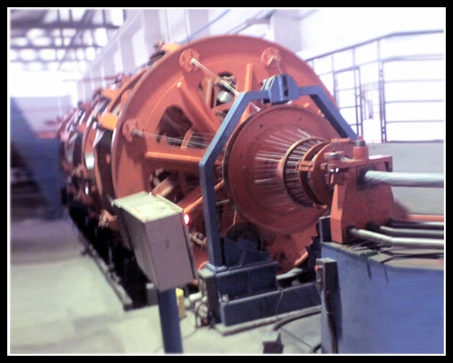 Planetary Type Stranding Machine