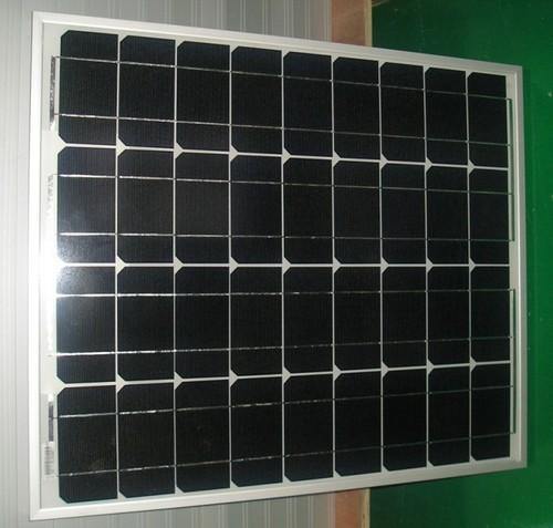 60W High Efficiency Monocrystalline Solar Panels