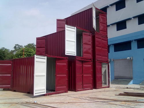 20ft, 40ft Bunk Houses in  Janpath