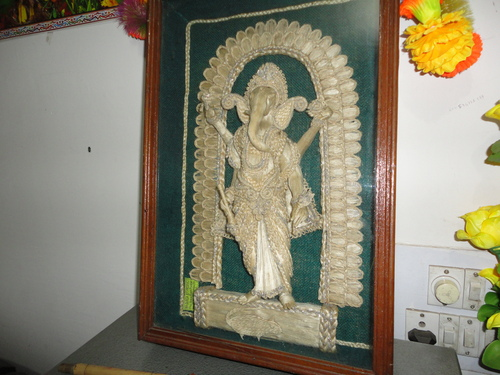 Jute Lord Ganesh Showcase in  New Area