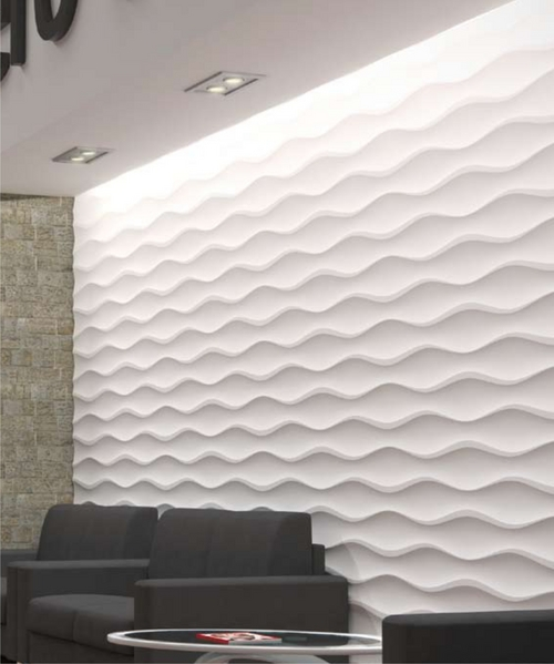 Superb Multifunctional Decorative 3d Wall Panels In Gms Road