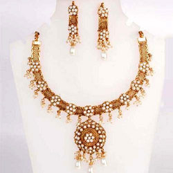 Polki Necklace Sets