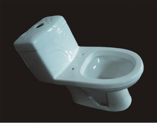 HSZY-JL103 One Piece Toilet