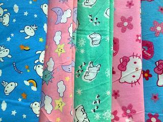 100% Cotton Flannel Fabric