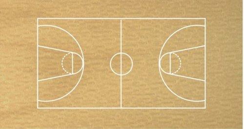 Basketball Court Flooring in   Tianshan St.