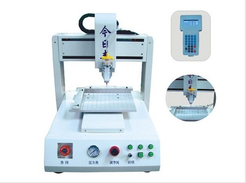 Automated Wood Glue Dispenser ~ Smt automatic glue dispenser in shenzhen exporter and