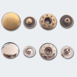Bags And Hand Bags Metal Button