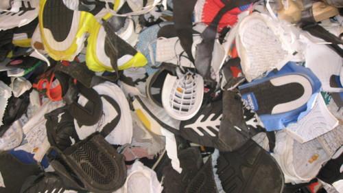 Shoe Rubber Scrap