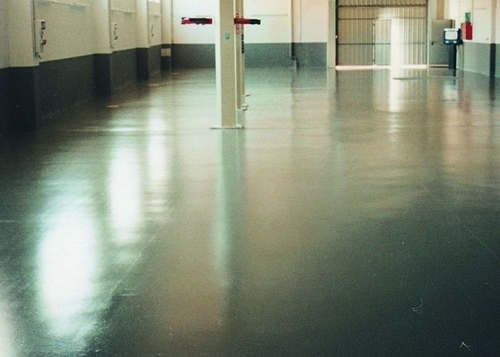 Self Leveling Flooring Miami : Self leveling epoxy flooring in kalina mumbai exporter