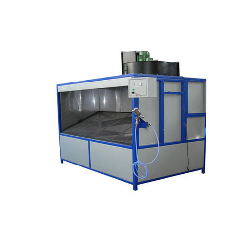 Stainless Steel Hand Spray Booth