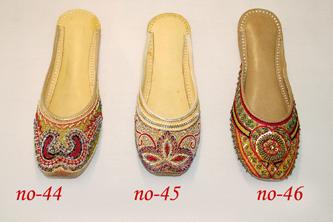 Indian Traditional Footwear