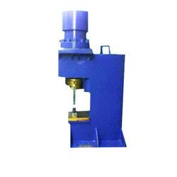 Hydraulic Stamp Marking Machine(100 Ton Capacity)