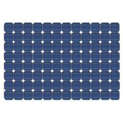 Monocrystalline Solar Panel (210 watts)