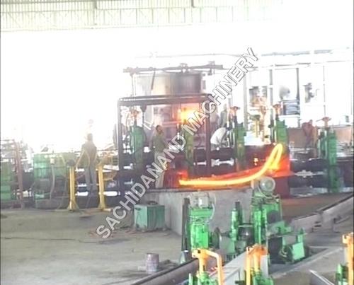 TMT Bars Steel Rolling Mills