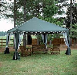 Canvas Canopy Tents in Rajendra Place & Canvas Canopy Tents in New Delhi Delhi - Pashupati Enterprises