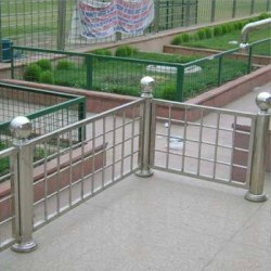 Stainless Steel Railing Work