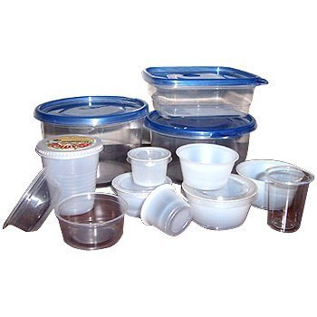 Disposable Containers in  1-Sector - Bawana