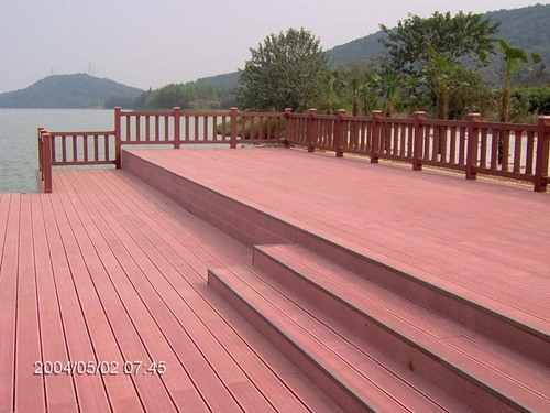 Wpc Decking Manufacturers Suppliers Exporters