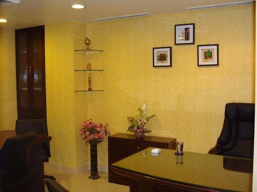 Office Cabins Interior Designing in Islampur, Gurgaon - Shad Interiors