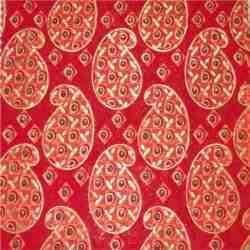 Bhagwan Poshak Fabric
