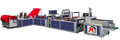 Fully Automatic Nonwoven Bag Machine