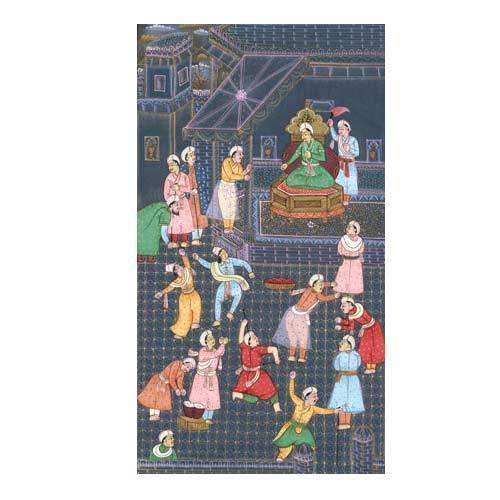 Mughal Empire Paintings
