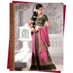Party Wear Lehenga Choli in   Parvat patia