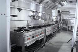 Commercial Cooking Range