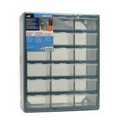 18 Drawers Horizontal Storage Racks