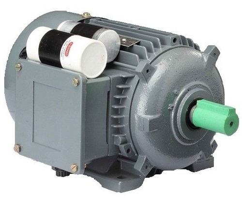Ac Single Phase Squirrel Cage Induction Motor In Dist