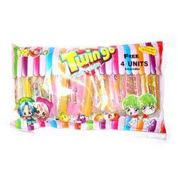 Twingo Fruit Pudding Sticks