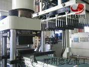 Dy1250 Automatic Cement Brick Making Machine